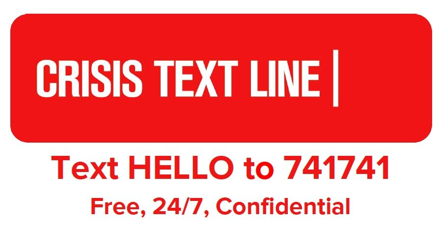 Crisis Text Line | Center for Literacy | University of Illinois Chicago