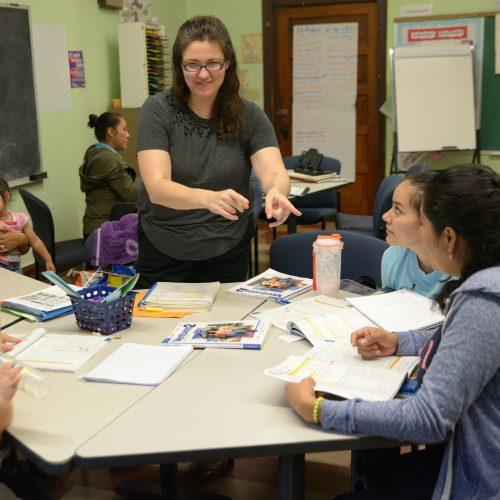 Volunteer Resource Program