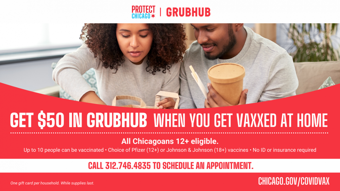 Get Vaccinated at Home in Chicago